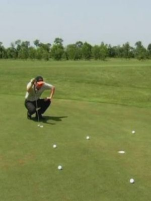 Quelques exercices de Putting