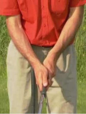 Grip Putting contre Grip Swing
